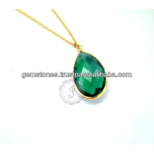Handmade 925 Sterling Silver Necklace Onyx Gemstone Silver Necklace Supplier