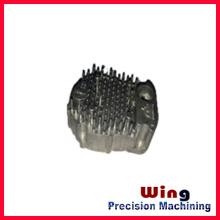 customized anodized aluminium machining part