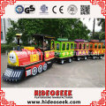Electroic Trackless Train Series for Indoor and Outdoor Amusement Park