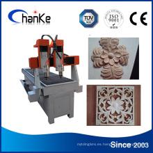 Pequeña máquina CNC para madera / Puerta de madera / pequeñas artesanías