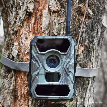 100 degrés de large lentille 940nm soutien à distance de gestion de sécurité 3g caméra de chasse