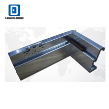 Fangda galvanized steel frame, steel door frame making machines