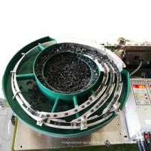 ПОДАЧА ЧАШЕК для пластиковых колпачков Сборочная машина Система