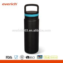 Bouteille de boisson sport en acier inoxydable isolée à double paroi Everich