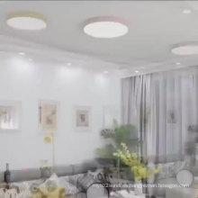 Montaje en superficie de iluminación de techo LED de 36 vatios 16 W 24 W