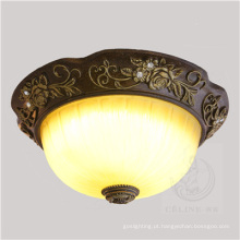 Resina decorativa lâmpada de teto para casa (SL92677-3)