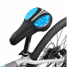 High Quality Fleshy Silicone Saddle Is Used for All Kinds of Mountain Bikes