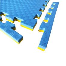 New design karate tatami mats eva foam material mini tatami mat 100*100cm  puzzle with high quality floor