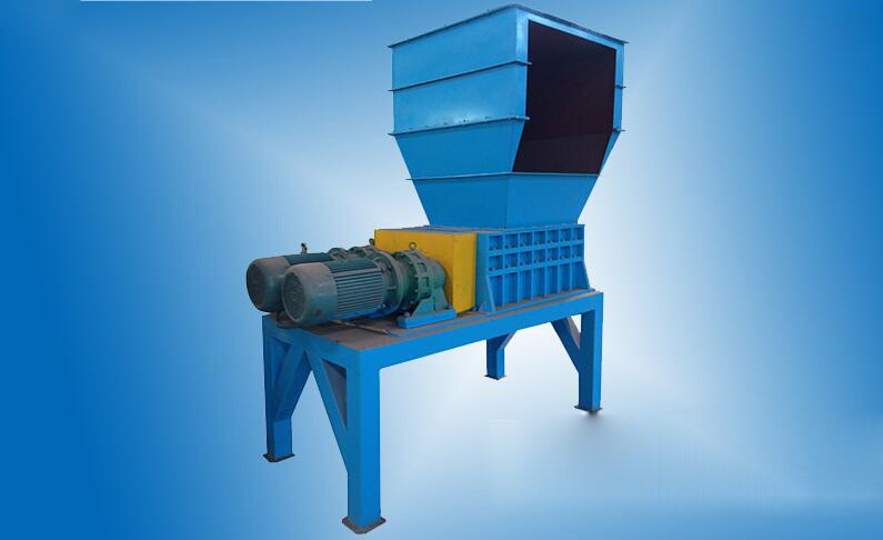 Tyre Recycling Shredder