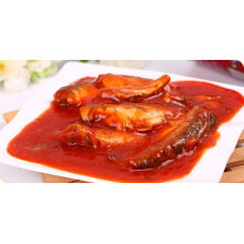 Best Selling 155g Canned Sardine in Tomato Sauce