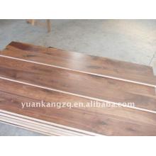 Plancher de bois d'ingénierie parquet chêne 15 / 4mm