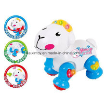 Battery Operated Toys with Flashing Light and Music for Children