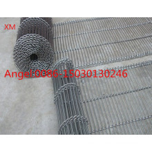 Pizza Conveyor Belts, Metal Flat Flex Wire Mesh Conveyor Belts