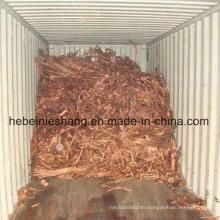 Hot Sale Copper Wire Scrap 99.99%
