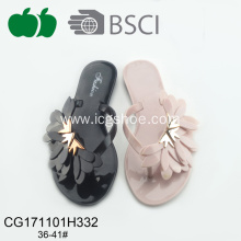 Hot Sale New Cheap Women Pvc Sole Flip Flop