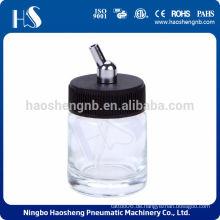HSENG HS-G2 22cc Airbrush Glasflasche