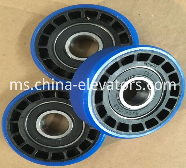 Step Roller for Schindler escalator 76*25*6203