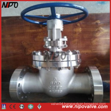 Bolt Bonnet OS&Y Satinless Steel CF8c Flanged Gate Valve