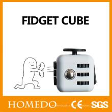 Angst Stress Relief Fokus 6-seitige Geschenk für Erwachsene & Kind Magic Fidget Cube