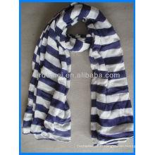 Motifs d'écharpe en tissu de coton de nouvelle conception