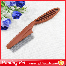 Online Manufacturer for Pet Combs,Pet Lice Comb,Pet Flea Comb Manufacturers and Suppliers in China kitten cat flea comb supply to China Macau Supplier