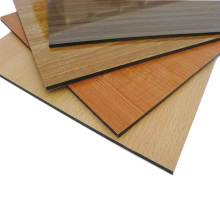 Wooden Aluminum Composite Panel Exterior