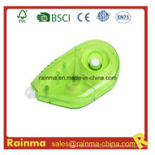 Colored Plastic Correction Tape for School Student