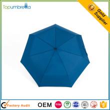 2017 nouvelle maison et jardin logo personnalisé pliage des parapluies à vendre