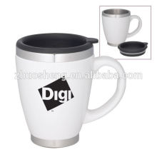 Hot nouveautés en 2015 tasse en céramique, tasse à café, tasse de sublimation