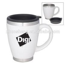 produtos novos quentes para 2015 caneca de cerâmica, caneca de café, caneca de sublimação
