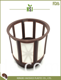 nylon filter coffee filter