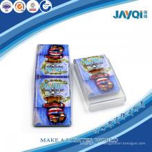 Esponja de limpeza de microfibra arte Design