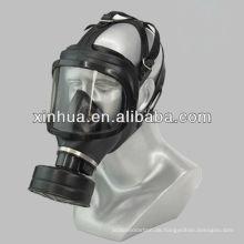 MF18 Typ Silikon militärische Atemmaske Gasmasken