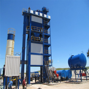 Mastic Earth Road Rescue Asphalt Plant