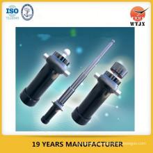 Gatos telescópicos hidráulicos de cuatro o cuatro etapas para camiones de 20 toneladas de capacidad