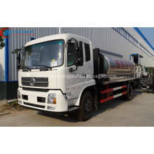2019 New Dongfeng 10tons Asphalt Distribution Tank Truck