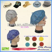 Promoción 2014 invierno nuevo que hace punto sombreros de las lanas, LSW05