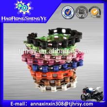 Цветные цепи мотоцикла 428,428 H,в 520 с низкой ценой