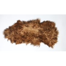 Curly Lamb Mongolian Sheepskin Rug