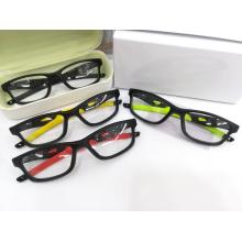 Gafas ópticas con marco completo y gafas de lectura