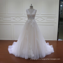 Милая Кристалл Свадебное Платье 2016