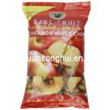 Plastic Apple Chips Packaging Bag/ Fruit Chips Bag