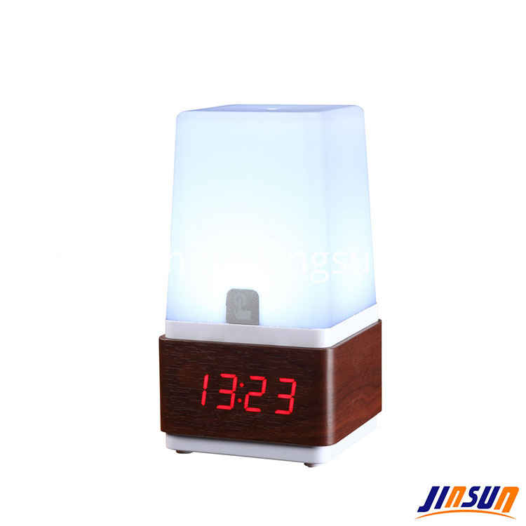 Led Lamp With Clock 504 1
