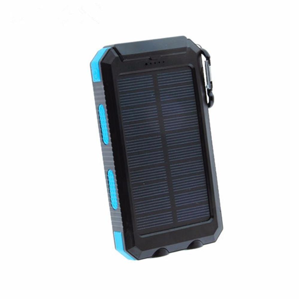 LED Solar Power Bank