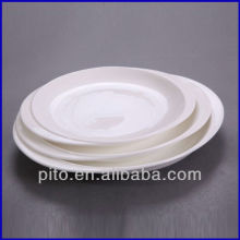 abalone oval plate