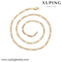 43553-bijoux de fantaisie et de mode accessoires pour collier et bracelet en or 18 carats
