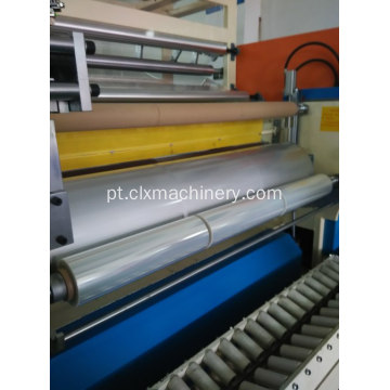 LLDPE Stretch Wrapping Film Making Unit Preço