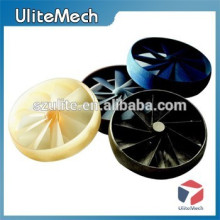 China Precisión CNC de mecanizado de plástico de metal Modelo 3D Prototipo