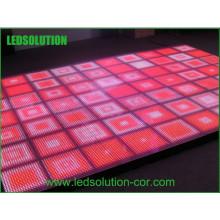 Piste de danse LED pour discothèque et fête