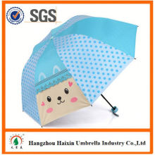 Professional Auto Open Cute Printing manual open umbrella